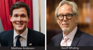 Picture of Matthew Anderson & Geoff Whaling, Hosts of CWCBExpo New York Inside the Industry: Thought Leadership Series
