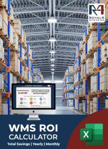 Warehouse Management System ROI Calculator