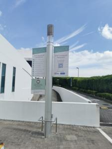 iCore Smart IoT Urban Pole