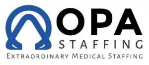 OPA Staffing Logo