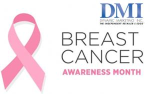 DMI goes pink in October - Cover Image