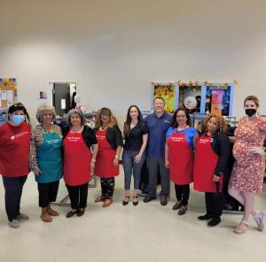 Phillips and Associates Realty with Dress for Success San Antonio