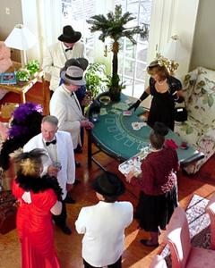 Murder Mysteries at the Claremont Inn & Winery are to die for!