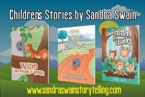 Children's Stories by Sandra Swain