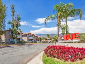 Located in San Bernardino, Calif., The Vue features 197 apartments, two swimming pools, a business center and half-court basketball court.