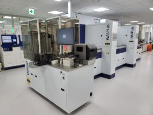 WASPLab® part of TLA Total Laboratory Automation System in South Korea's GC Labs