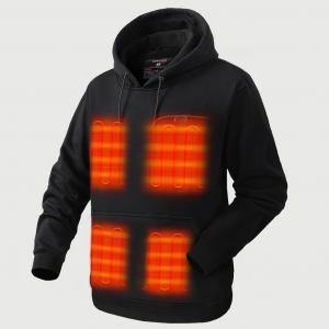 Venustas pullover heated hoodie unisex