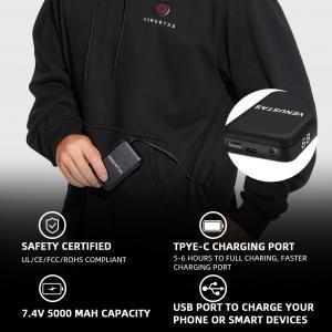 2021 NEW Venustas 7.4V battery pack