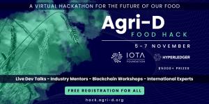 Agri-D Food Hack Poster