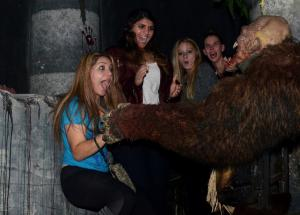 Erebus in the Detroit area is honored as a Legendary Haunted Attraction.