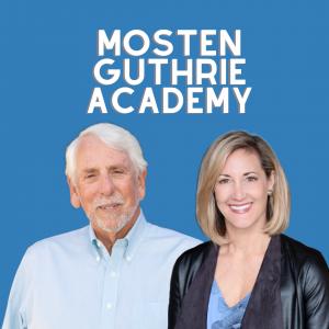 """Forrest """"Woody"""" Mosten and Susan Guthrie of Mosten Guthrie Academy"""