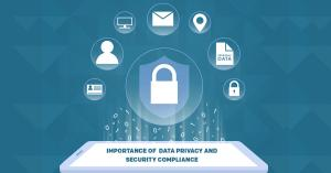 Mobile app creation: Importance of  data privacy and security compliance by Nextbrain