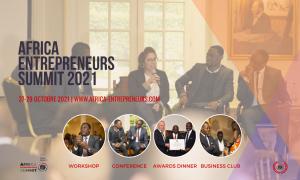 Lancement Africa Entrepreneurs Summit