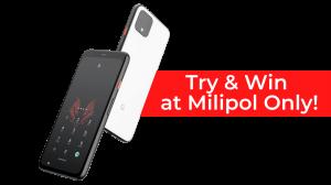 Win Kaymera's Encrypted smartphone at Milipol 2021