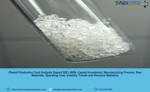 phenol production cost analysis