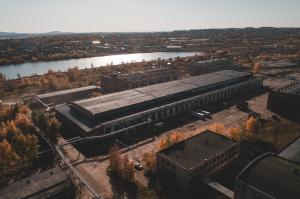 BitRiver's datacenter facility in Bratsk