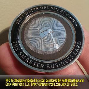 NFC Digital Business card