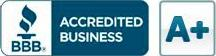 Private jet charters, rated A+ and Accredited