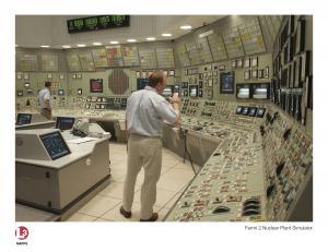 Fermi 2 Nuclear Plant Simulator