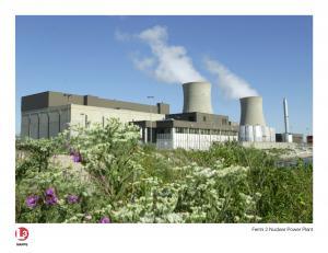 Fermi 2 Nuclear Power Plant