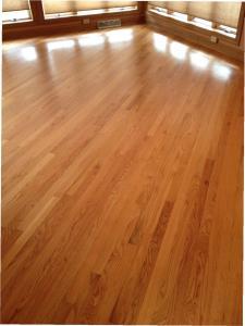 Milwaukee hard wood floor restoration