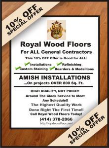 Royal Wood Floors Super Savings