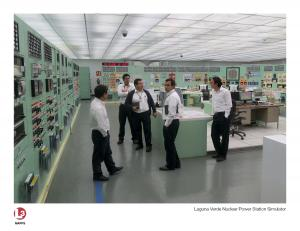 Laguna Verde Nuclear Power Station Simulator