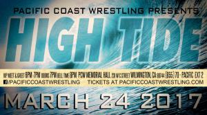 PCW Present's High Tide, March 24, 2017