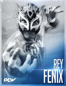 Rey Fénix to Debut for Pacific Coast Wrestling®