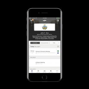 BoardBookit iPhone App Home Screen