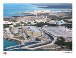 Bruce Nuclear Site