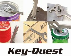 Key Quest - 6-in-1 multi-tool