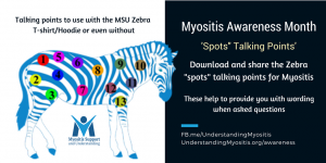 MSU Talking points for our Zebra Spots campaign