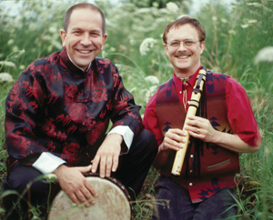 Duo Al Jewer and Andy Mitran
