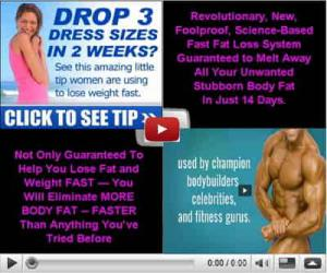 Fast Fat Loss Diet That Works