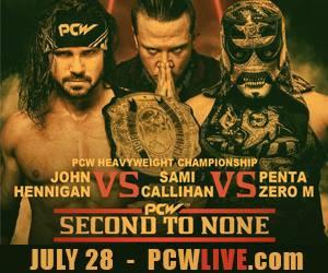 Second to None - Hennigan, Callihan, Penta