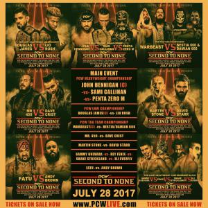 Second to None - Full Card