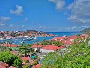 Capital of St Barts
