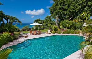 Luxury Beach Front Villa Barbados