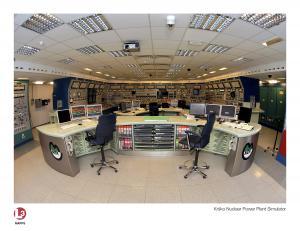 Krško Nuclear Power Plant Simulator