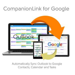 Sync Outlook to Google