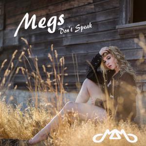 Megs McLeans Don't Speak cover