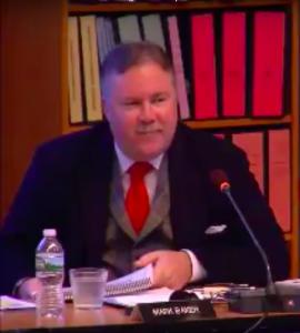 Mark Baker, CAFTA Arbitrator