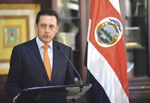Álvarez Desanti Costa Rica President Canidate