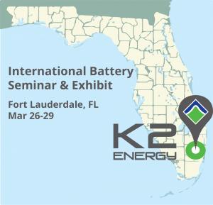 International Battery Seminar & Exhibits