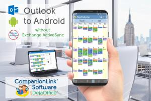 Sync Outlook with Samsung Galaxy S10