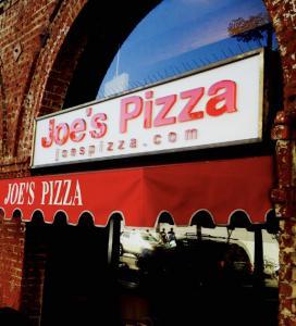 Joe's Pizza Santa Monica