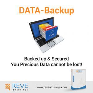 REVE Antivirus Databackup