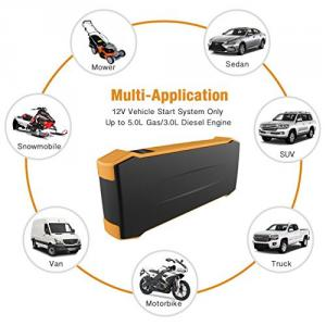 AUTOWIT Batteryless Supercapacitor Car Jump Starter Functions