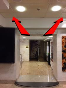 Access Control Invisible RFID UHF